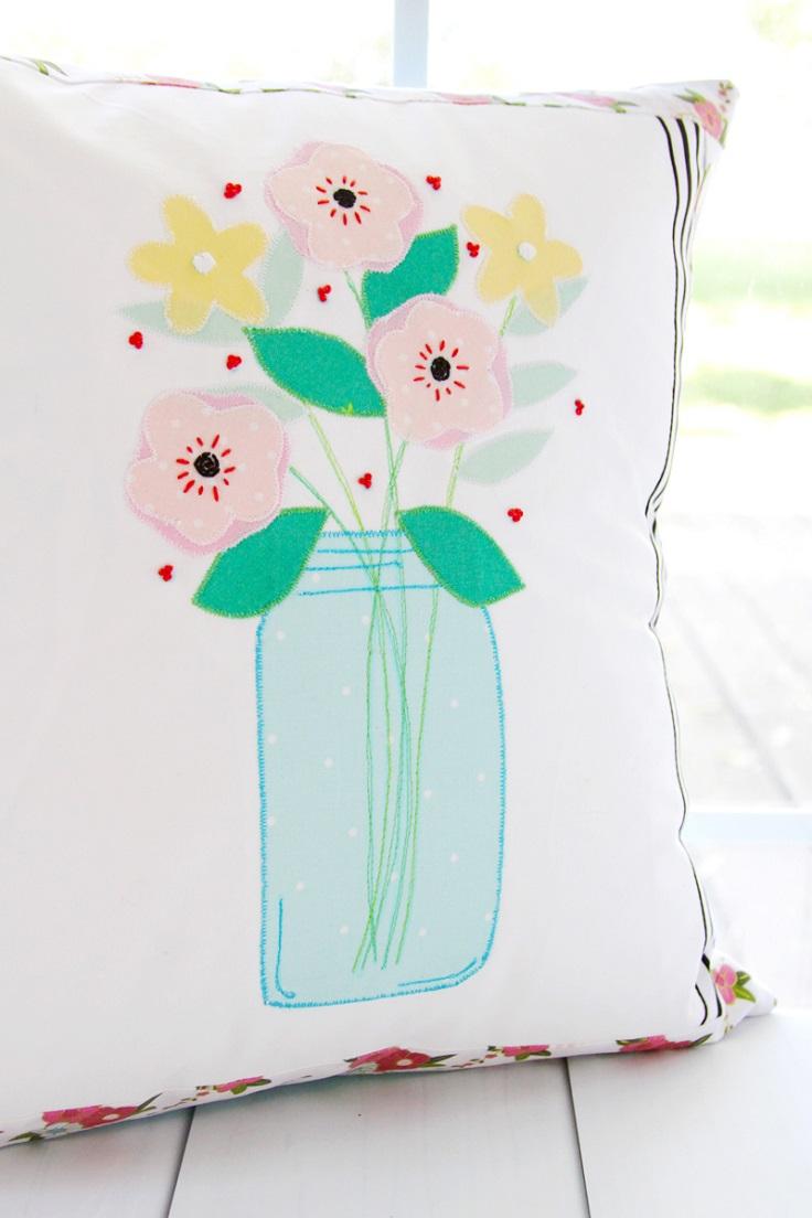 Mason-Jar-Flower-Vase-Pillow