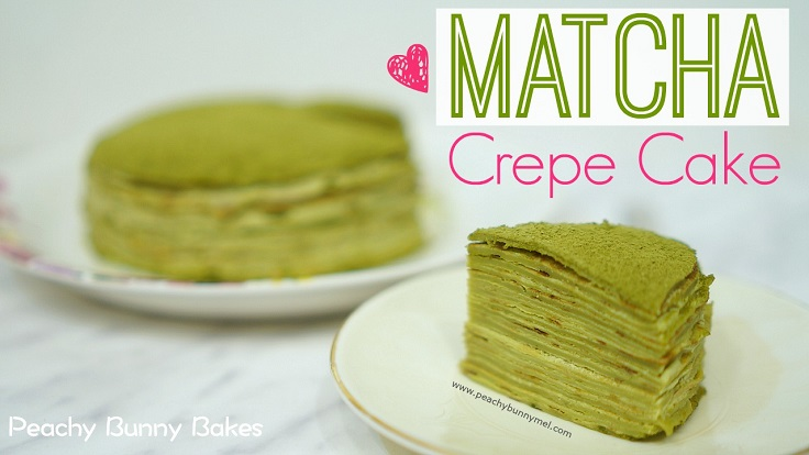 Matcha-Crepe-Cake