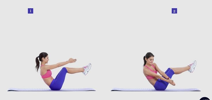 Top 10 Exercises to Flatten Your Belly