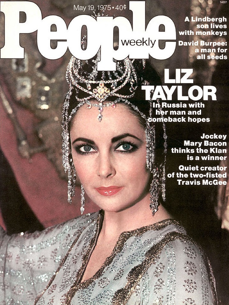 Top 10 Interesting Facts About Elizabeth Taylor