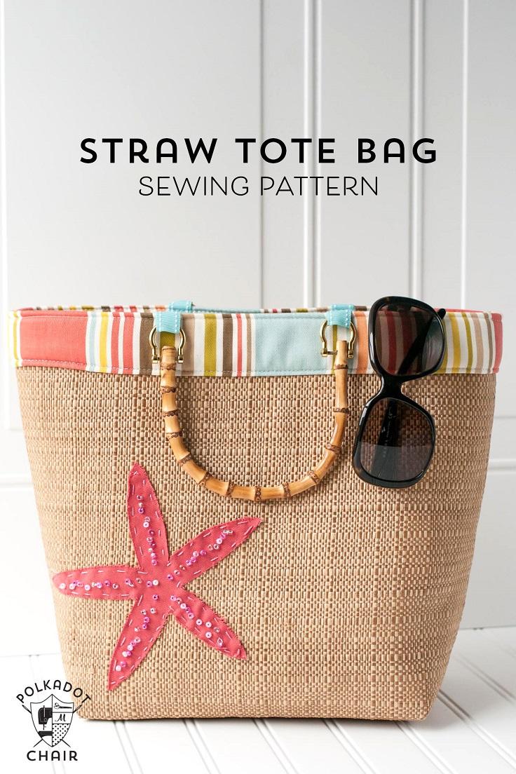 Straw-Tote-Bag