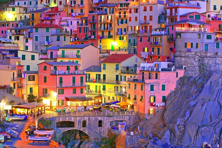 The-Cinque-Terre-Houses