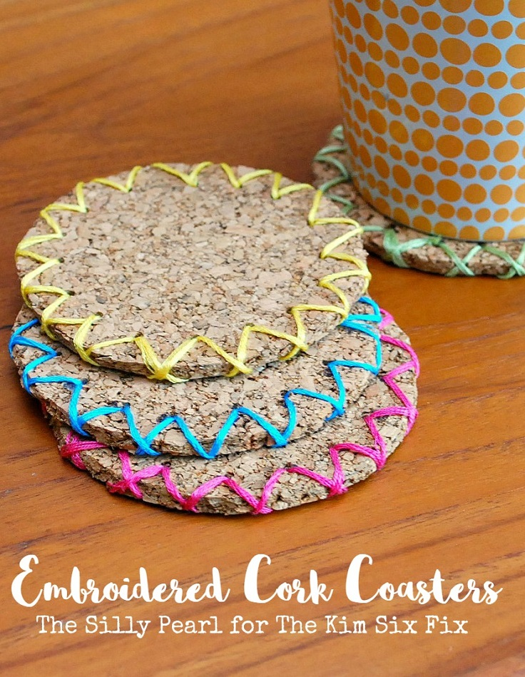 Top 10 Diy Coaster Ideas You Will Love Top Inspired