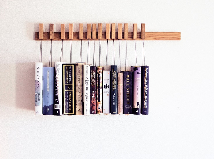 Top 10 Ideas How to Decorate With Bookshelves