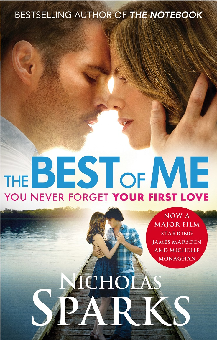 top nicholas sparks s r tic books which went on the big the best of me