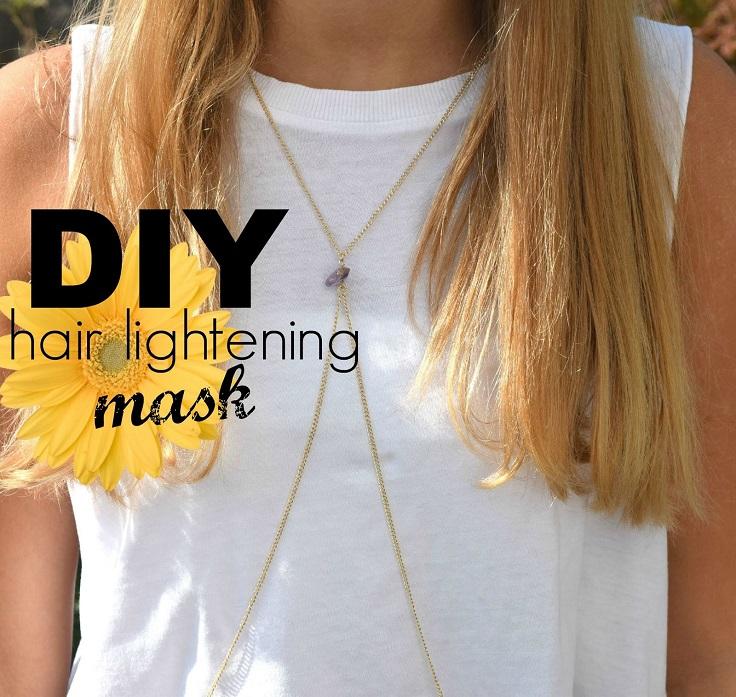 Hair-lightening-treatment-mask