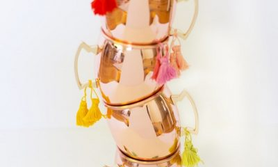 Moscow Mule Mug Tassels