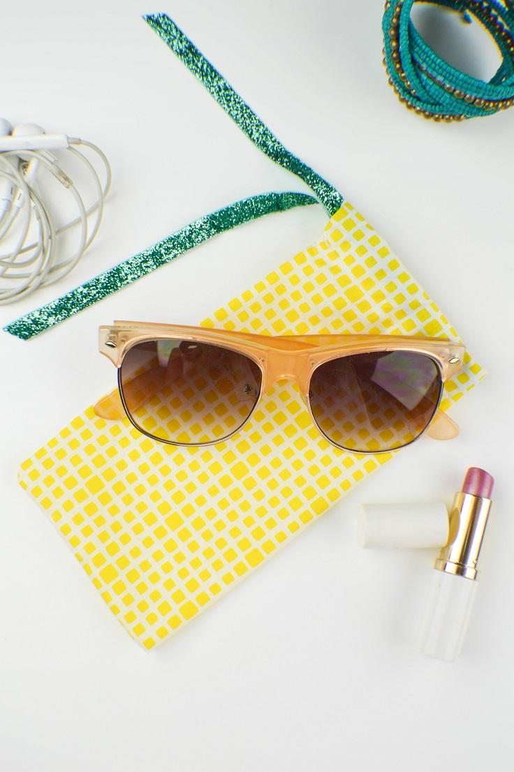 Quick-Sew-Sunglasses-Case