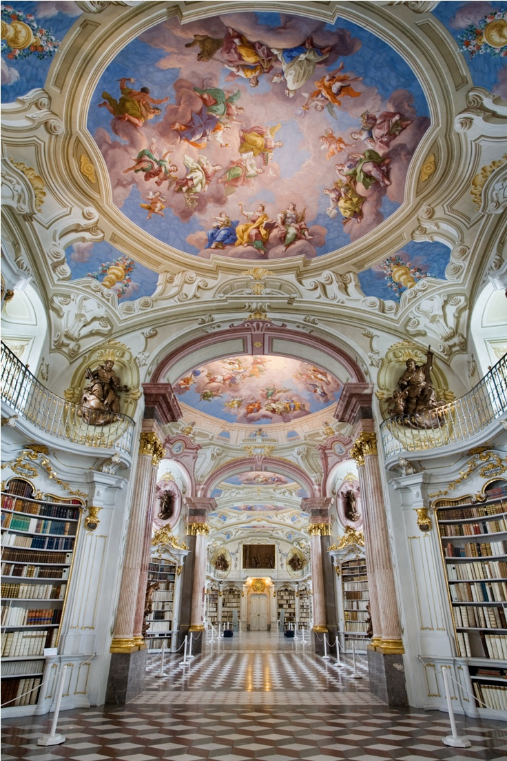 The-Admont-Library-in-Admont-Austria
