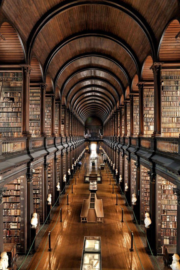 Trinity-College-Long-Room-in-Dublin-Ireland