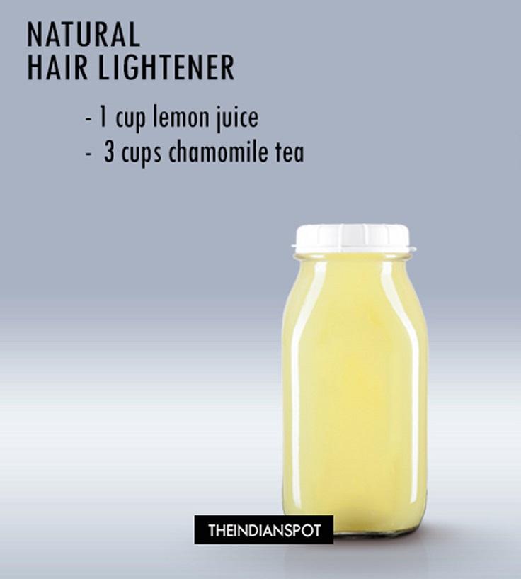 Two-Ingredient-Hair-Lightener