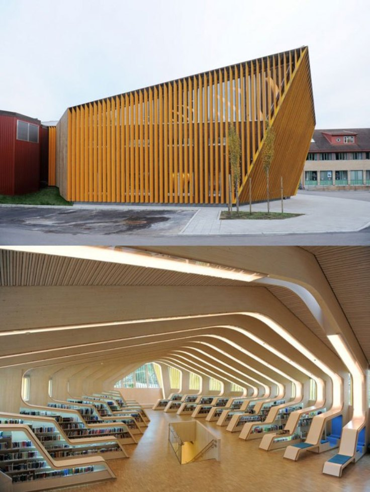 Vennesla-Library-and-Culture-House-Vest-Agder-Norway