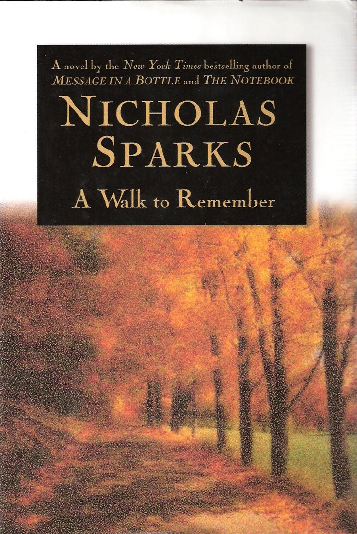 Top 10 Nicholas Sparks's Romantic Books Which Went on The Big Screen