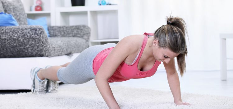 Top 10 At-Home Exercises to get Beach Body Ready