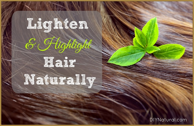 hair-Lightening-with-Rhubarb