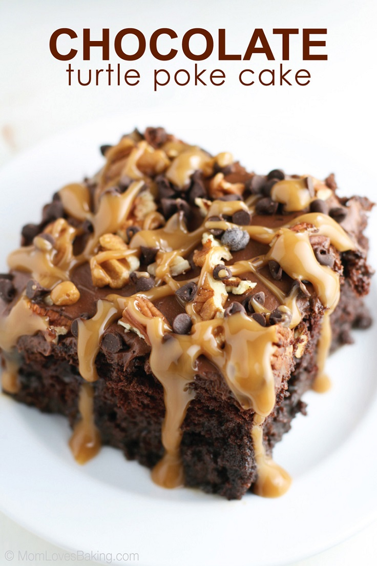 Top 10 Best Poke Cake Recipes You Would Love to Have for Dessert