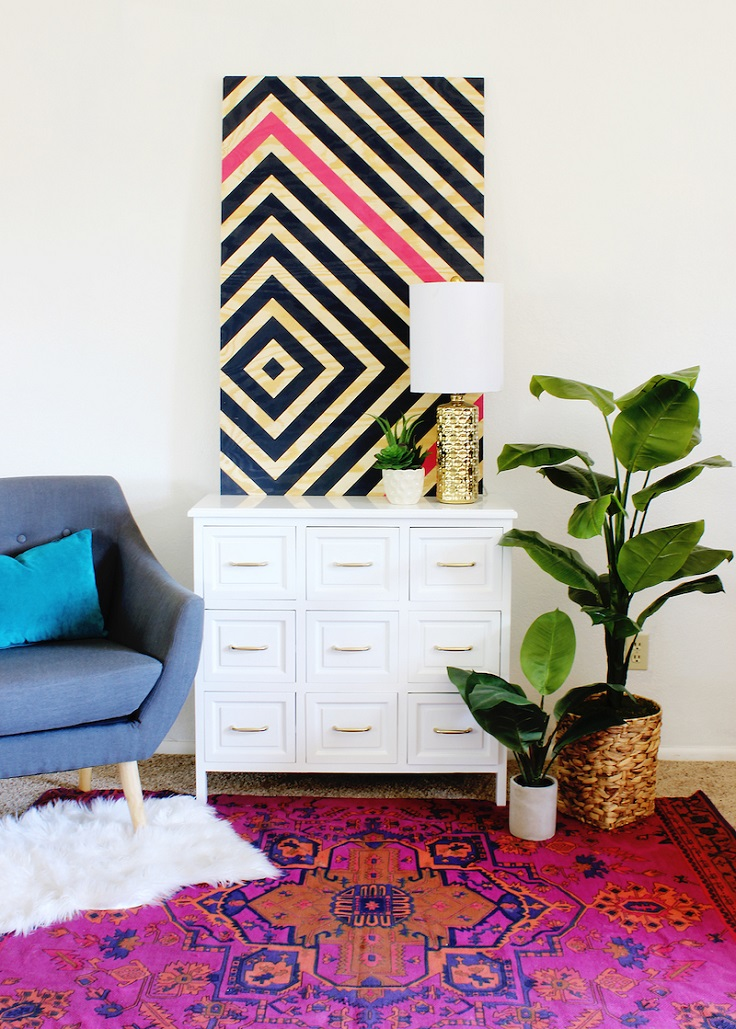 Top 10 Creative And Easy Diy Paintings To Decorate Your
