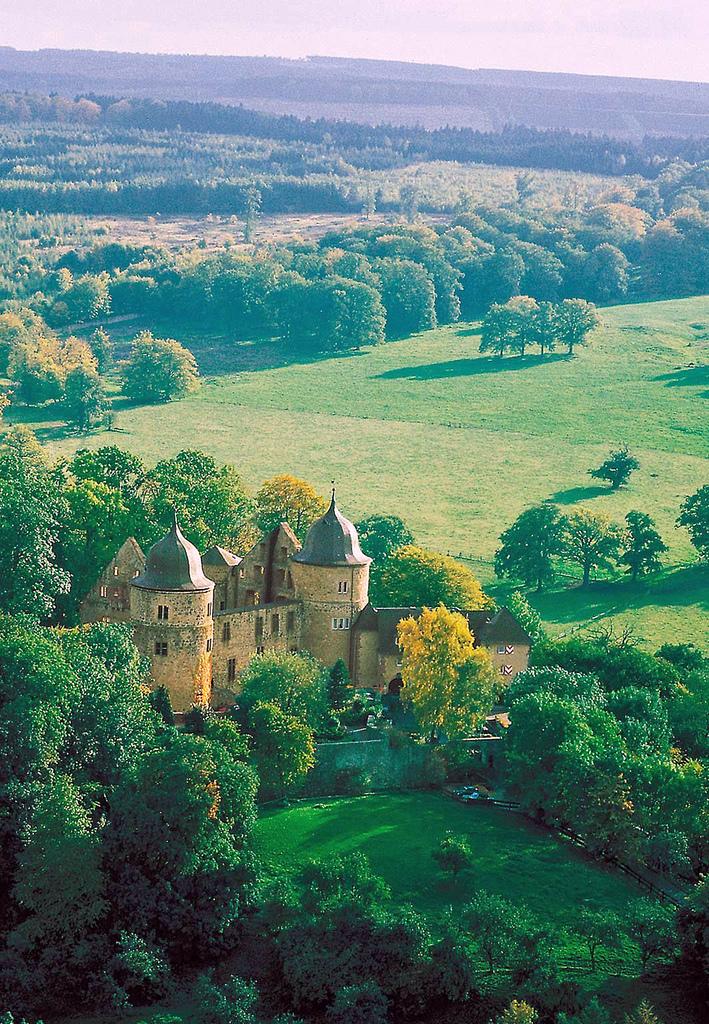 Dornröschenschloss-Sababurg