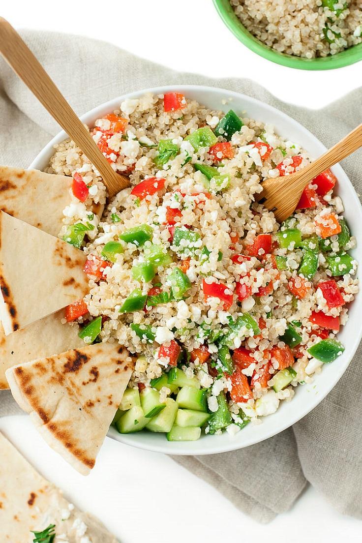 Greek-Quinoa-Bowl