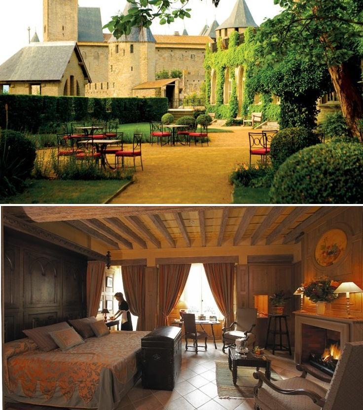 Hôtel-de-la-Cité-Carcassonne-France