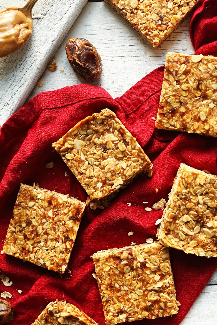 healthy breakfast bars top 10 healthy breakfast bars for delicious clean 12683
