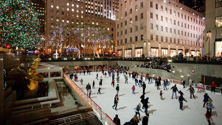 Top 10 Most Beautiful Christmas Skate Ice Rinks In The