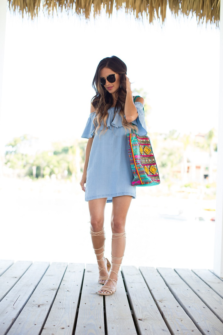 Top 10 Cool Outfits to Wear Next Time You'll Go to the Beach