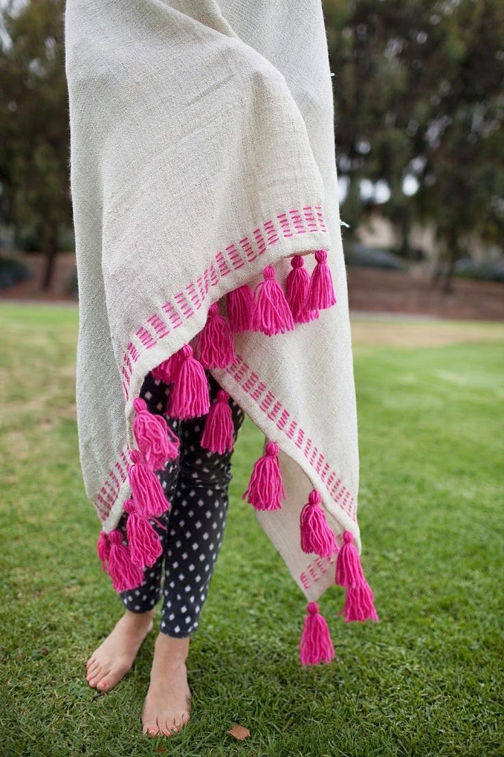 tassel-blanket