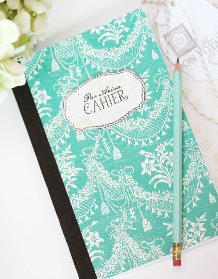 Top 10 DIY Back to School Notebooks for Your Children ...