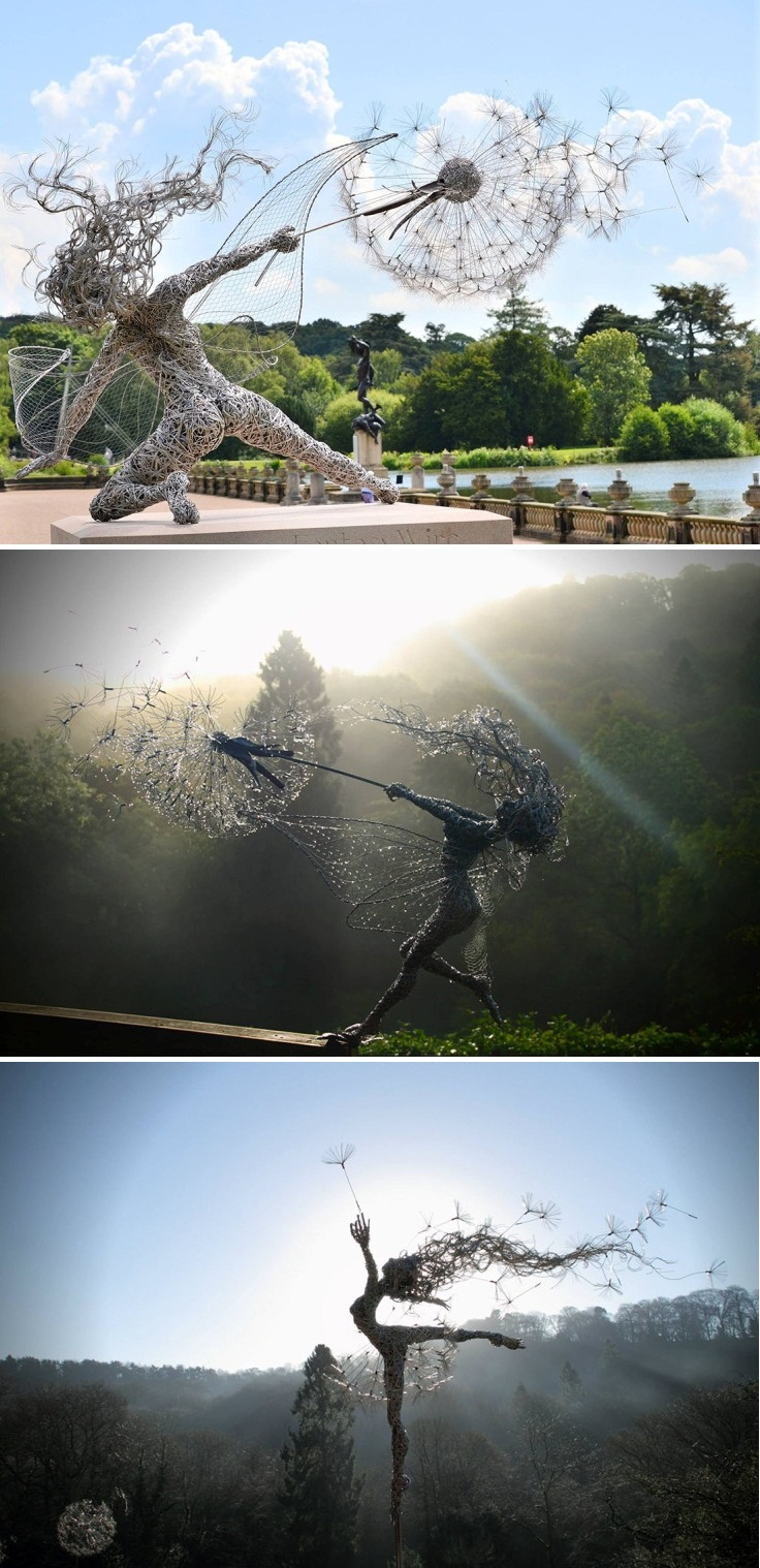 Top 10 Most Amazing Sculptures from Around The World