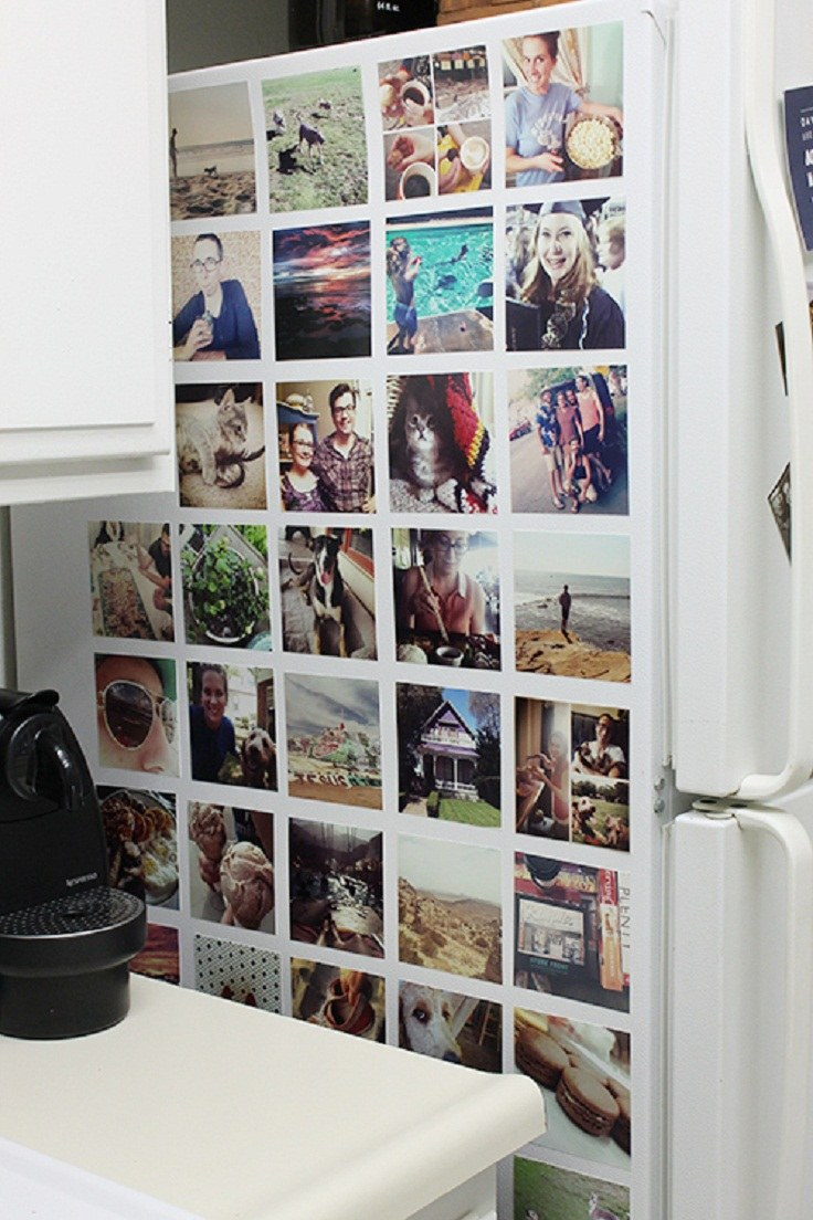 Instagram-Fridge