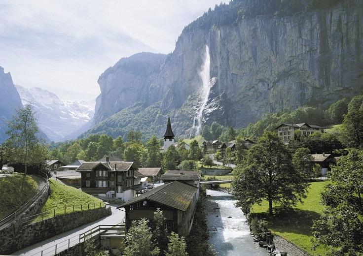 Jungfrau-Switzerland