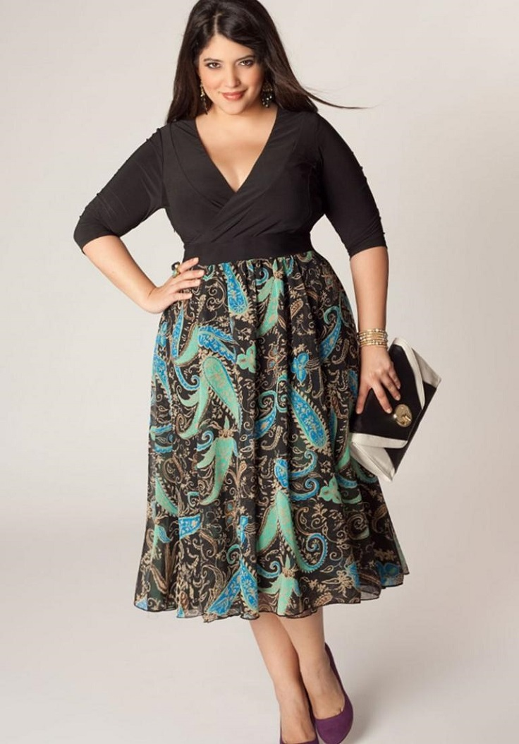 Top 10 Fall Fashion Inspiration for Plus Size Women - Top Inspired