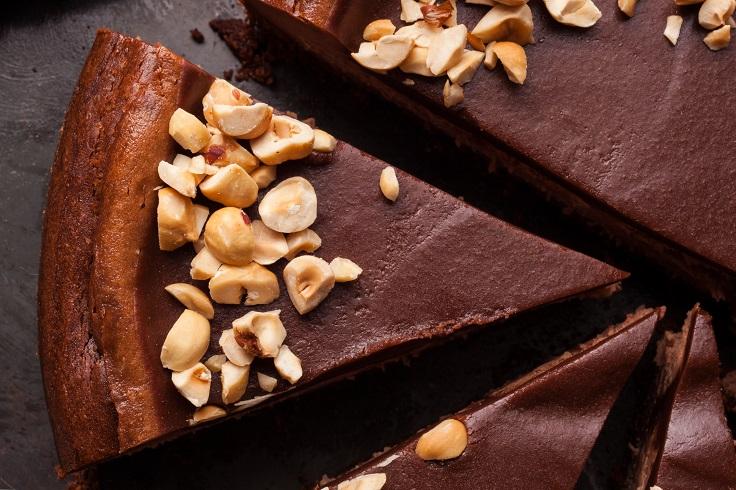 Nutella-Chocolate-Cheesecake
