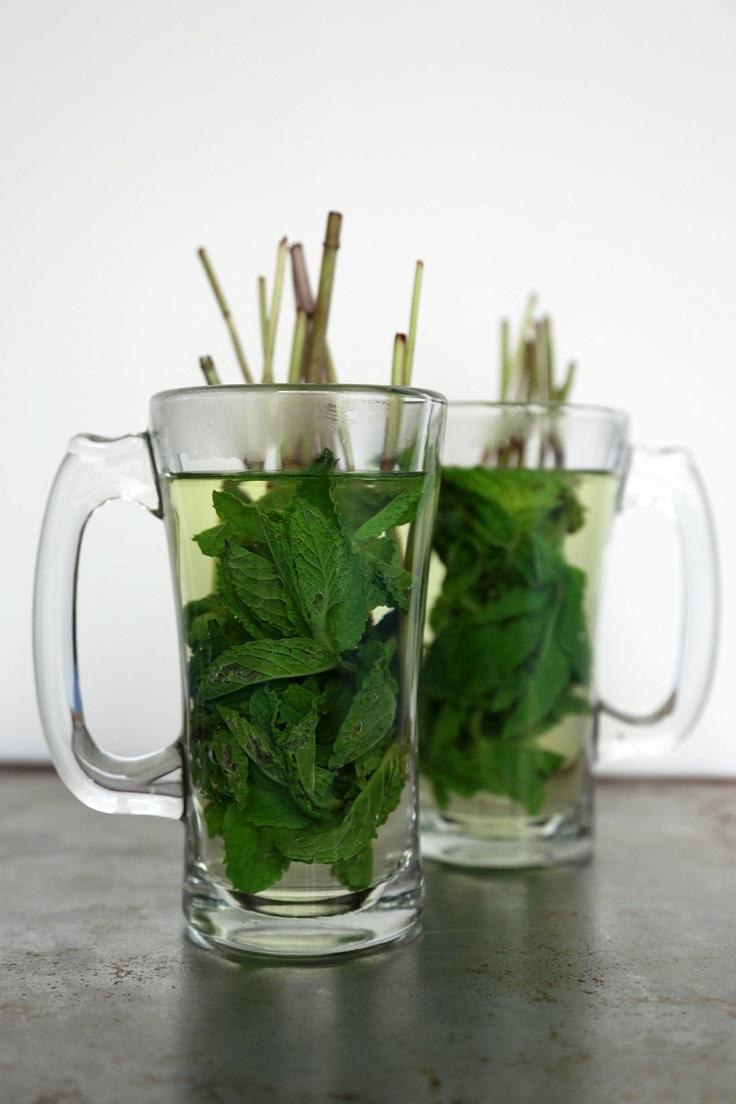 Peppermint-Tea