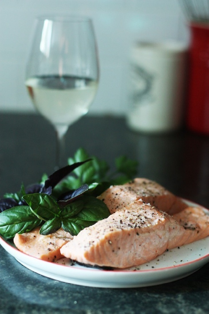 Poached-Salmon