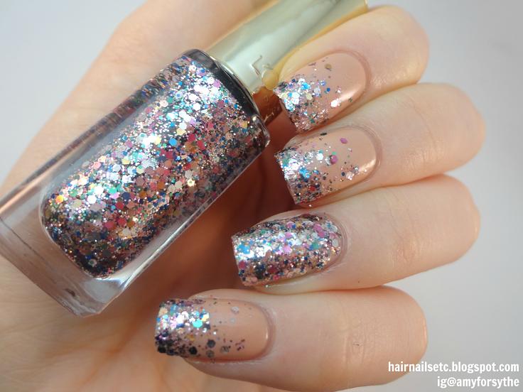Rainbow-Glitter-Gradient