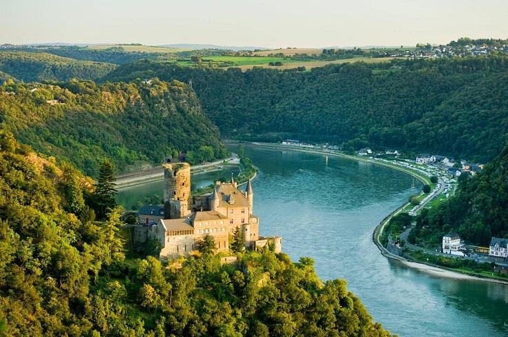 Rhine-Valley-Germany