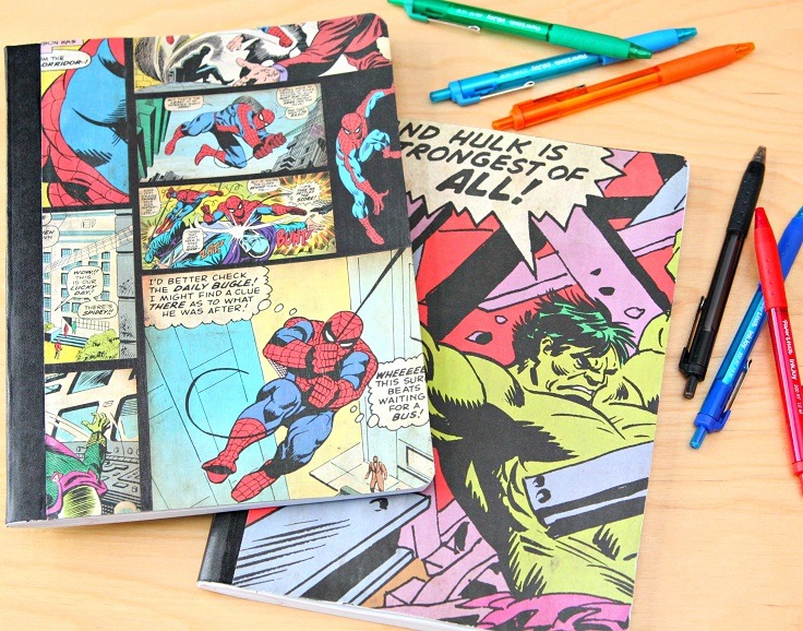 Superhero-Notebooks