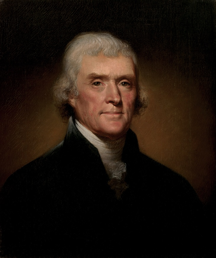 Top 10 most popular us presidents of all time top inspired - Thomas jefferson term of office ...