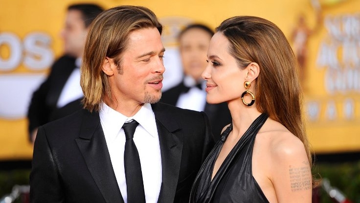Top 10 Times Brad Pitt and Angelina Jolie Gushed About Each Other and Made Us Believe in True Love