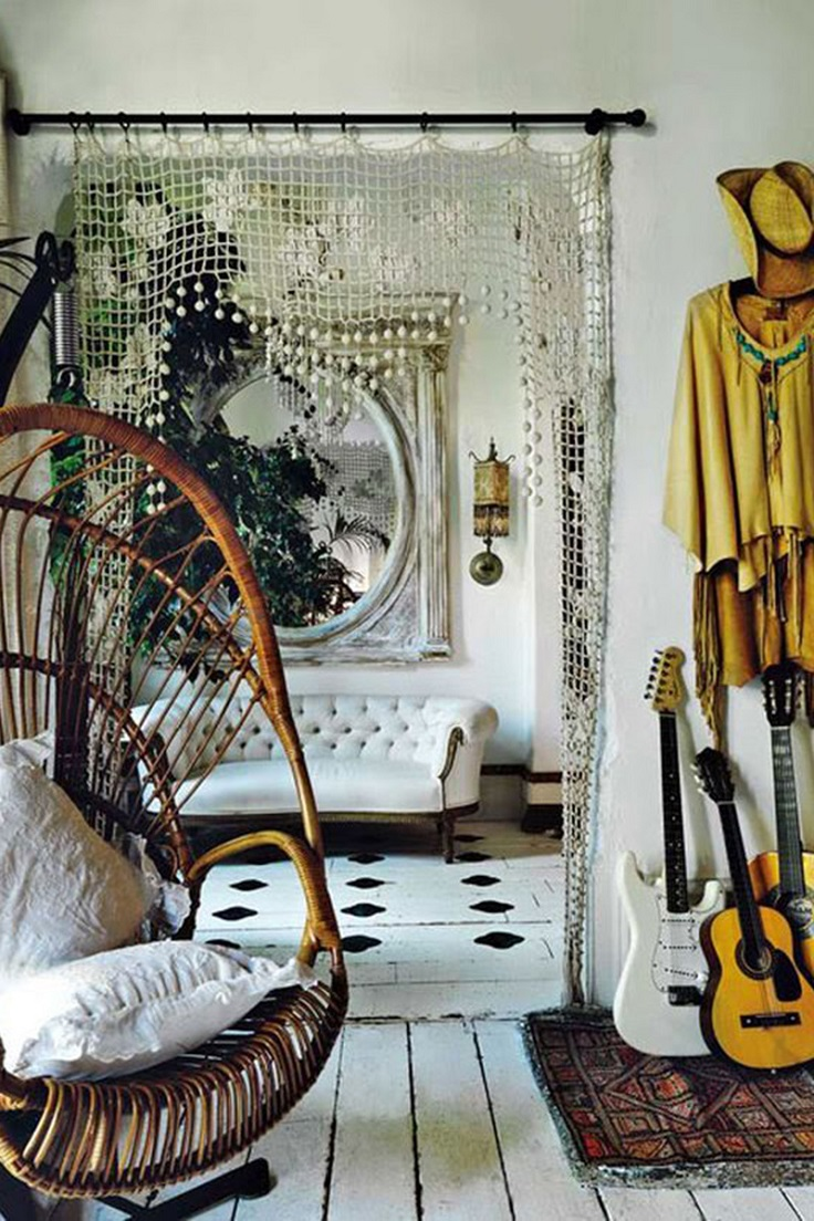Top 10 Home Decor Ideas for the Boho Style Lovers - Top Inspired