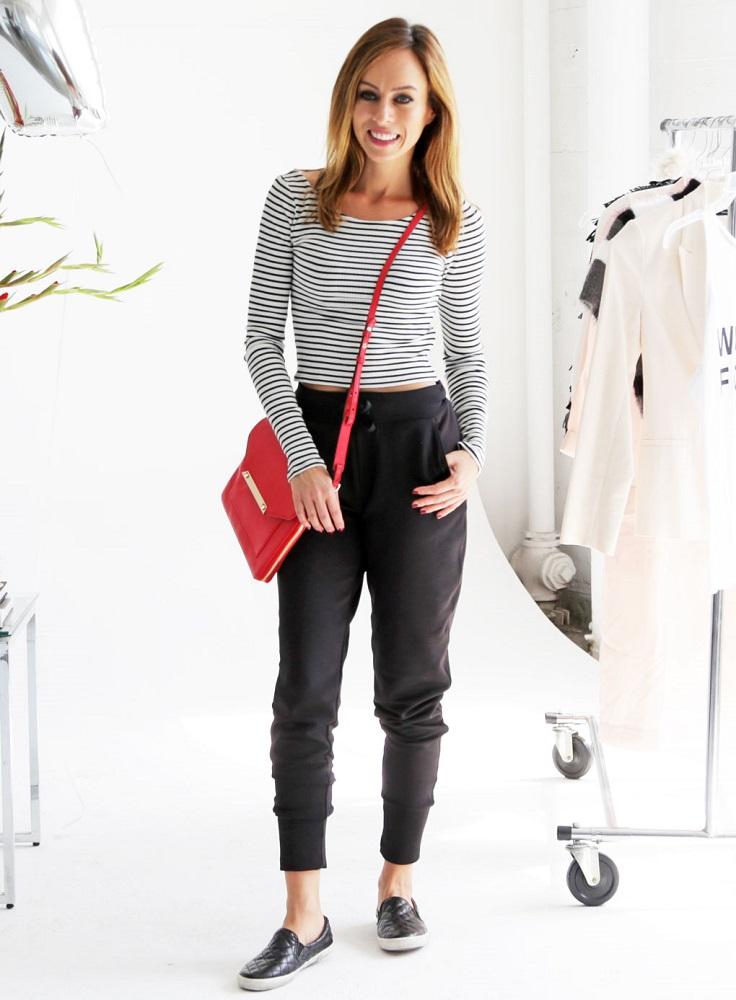 Cool Large Discount Reebok Dance Knit Moto Pant Womens Black Reebok Sweatpants U0026 Joggers Sale ...