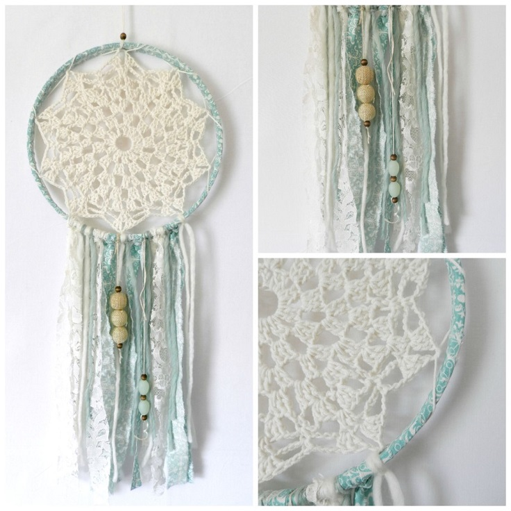Crochet-Dream-Catcher
