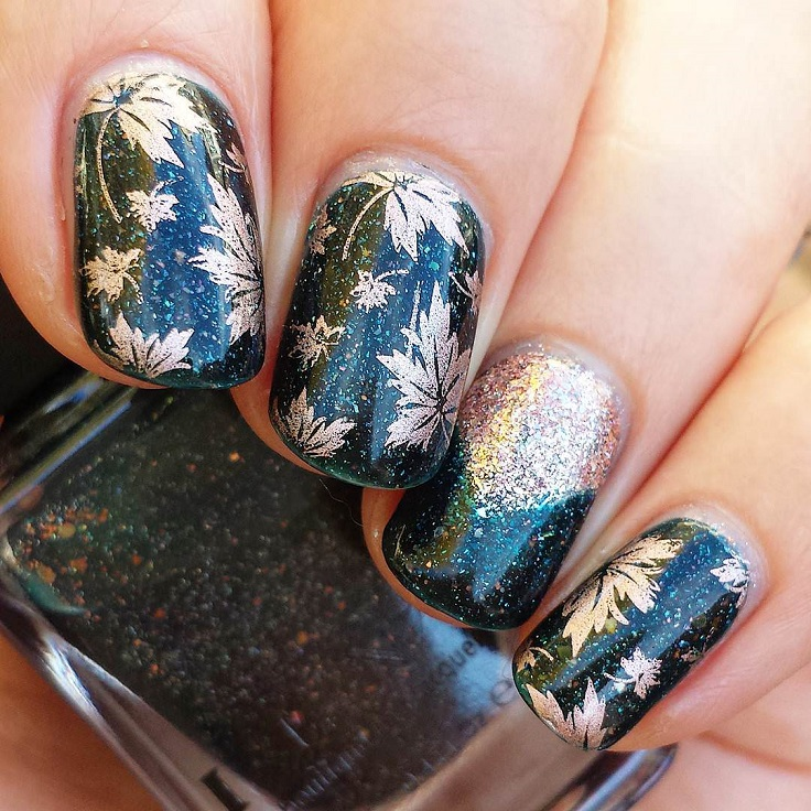 Top 10 Nail Art Designs Inspired by Fall