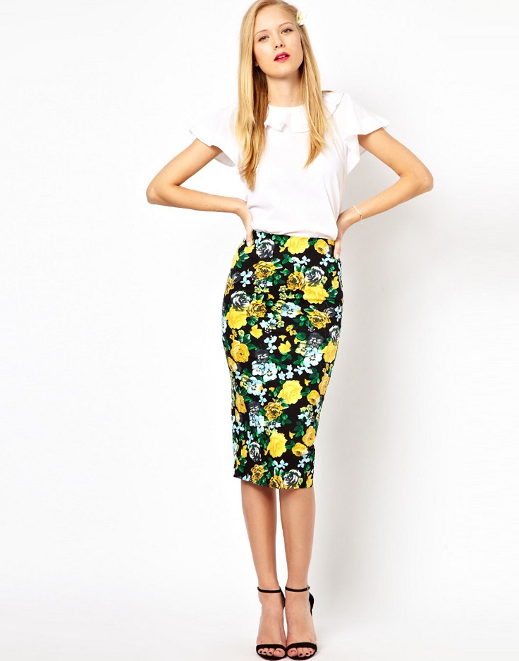 Top 10 Outfit Ideas with Pencil Skirts