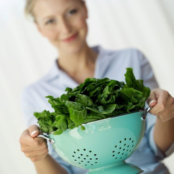 Top 10 Health Benefits of Eating Leafy Green Veggies