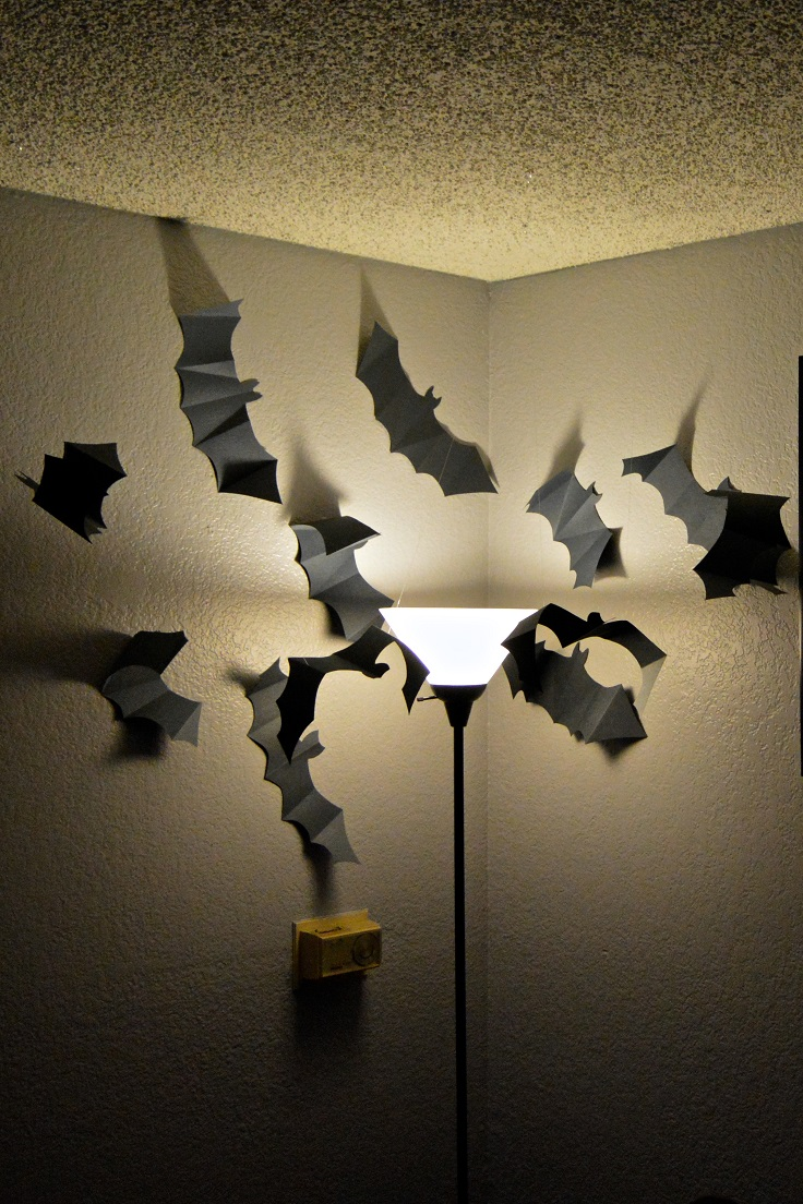 Top 10 DIY Creative Room Decor for Halloween