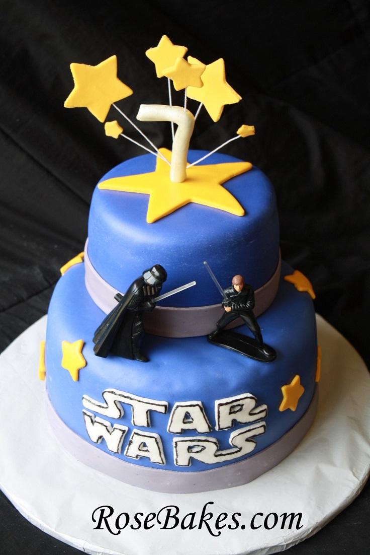 Star-Wars-Dark-Chocolate-Cake
