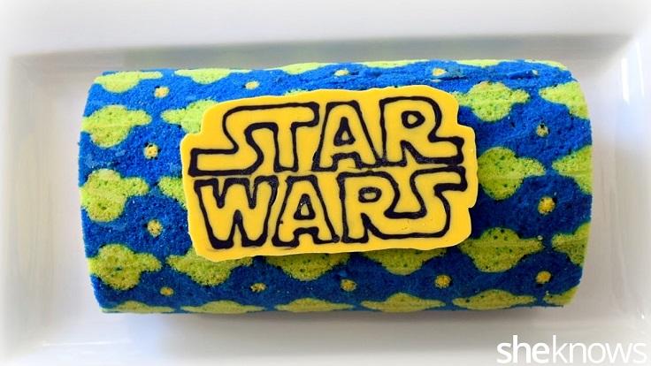 Yoda-Roll-Cake
